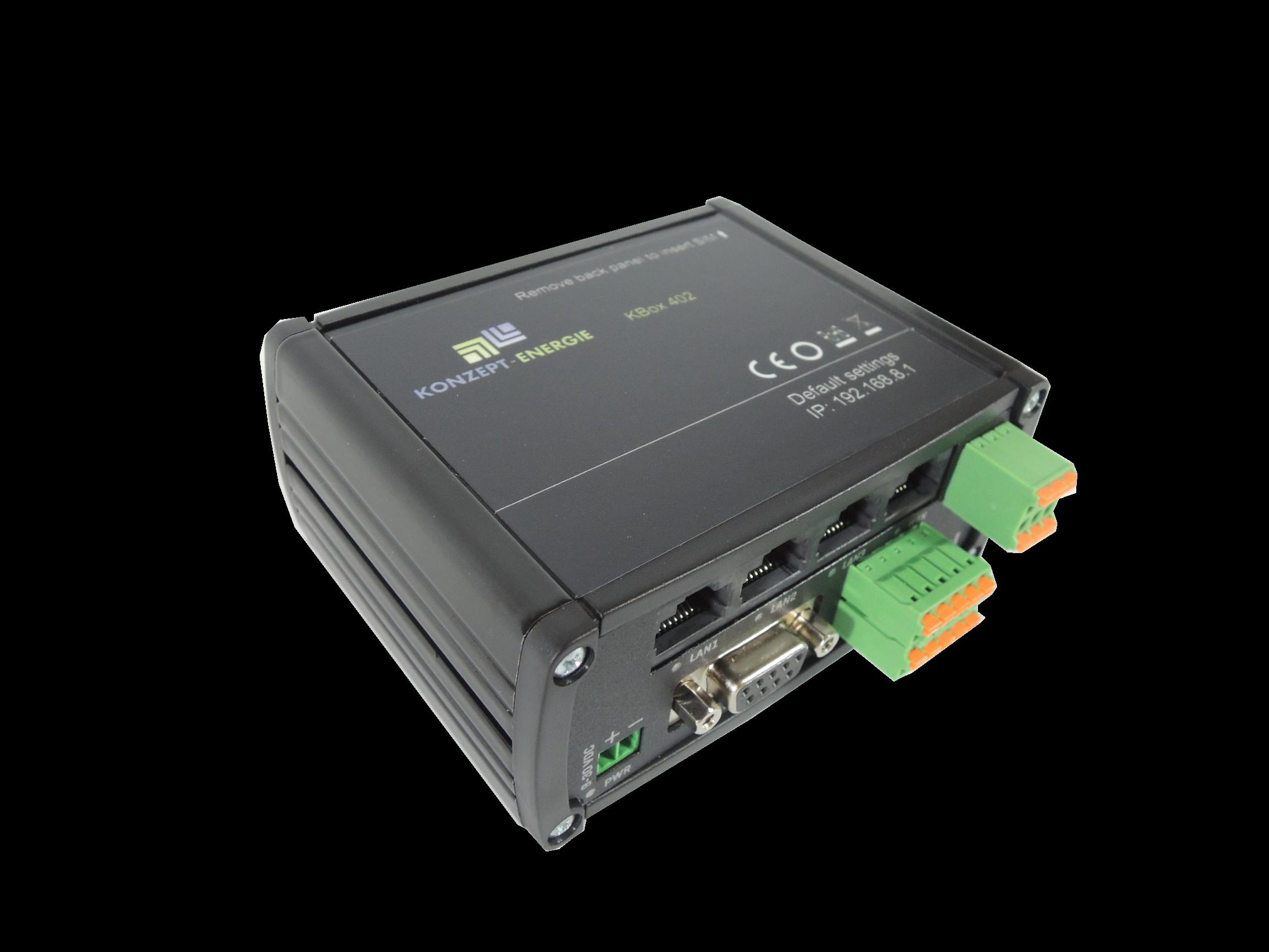 Der Mobilfunk Router zur Vernetzung von Anlagen und Maschinen