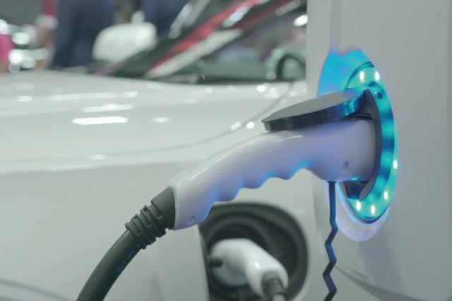 Emobilität M2M Konzept-Energie