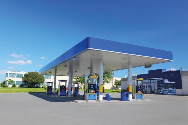 M2M Tankstellen Konzept-Energie